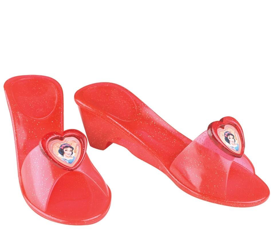 Красные туфли Белоснежки