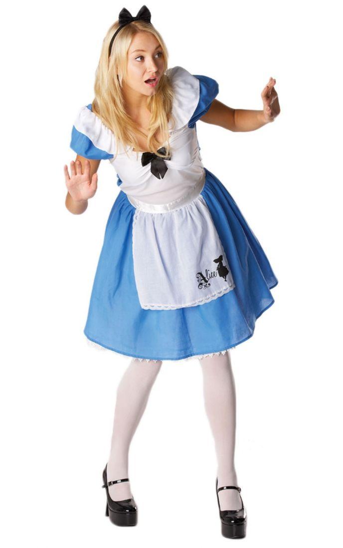 Костюм чудесной Алисы для взрослых