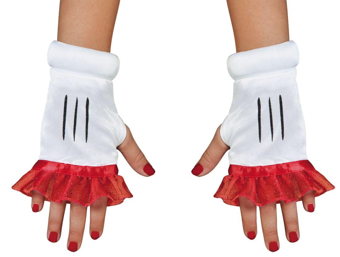 Перчатки Минни Маус