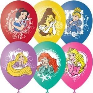Воздушные шарики Принцессы Диснея