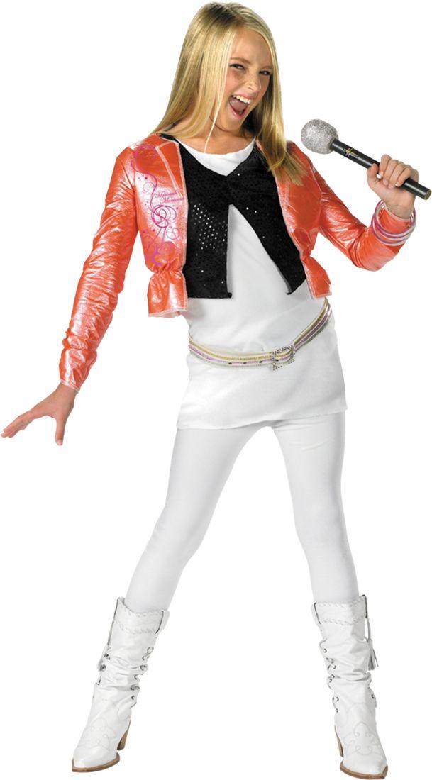 Детский костюм Ханны Монтаны