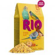 RIO Яичный корм для волнистых попугайчиков и мелких птиц, 250 гр