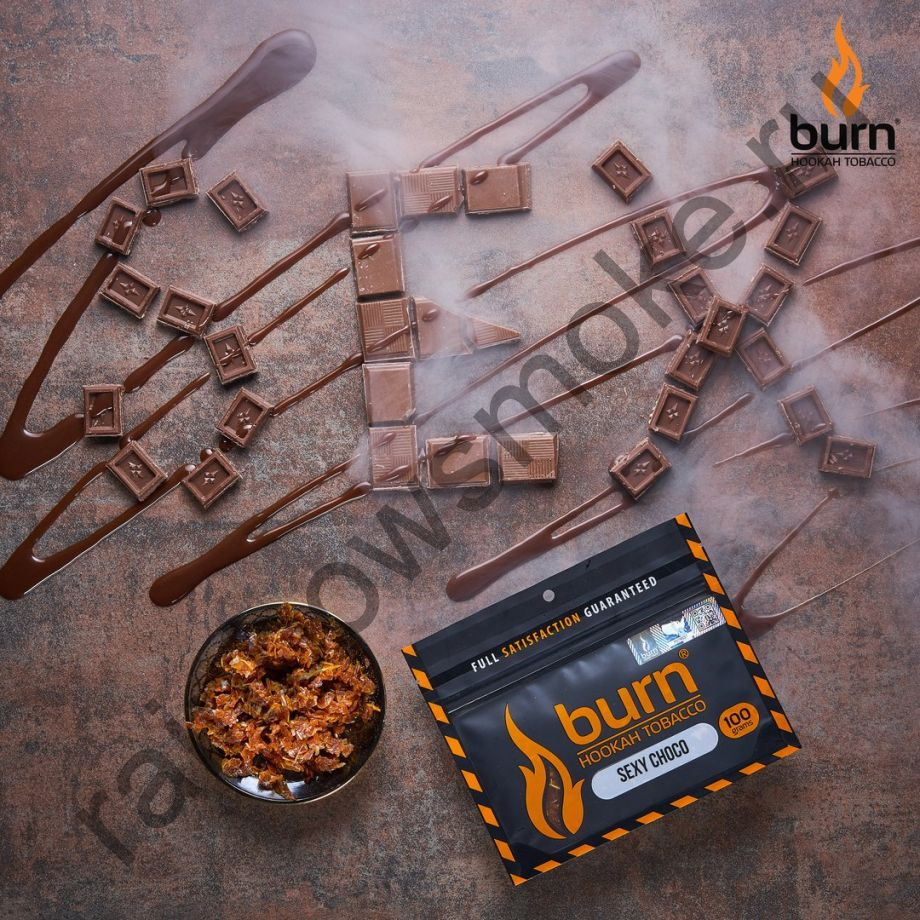 Burn 100 гр - Sexy Choco (Секси Шоко)