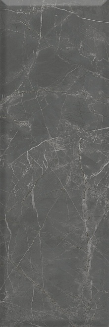 13108R | Буонарроти серый темный грань обрезной