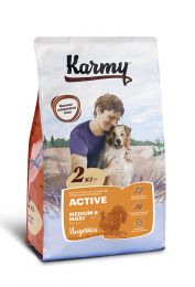 KARMY medium&maxi Active Индейка