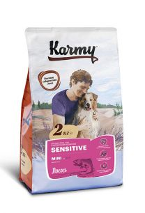 KARMY mini Sensitive Лосось