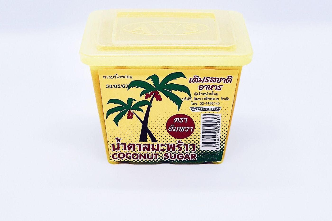 Натуральный кокосовый сахар Coconut sugar 100%