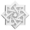 Декоративная Панель Европласт Лепнина 1.60.503 Ш92хВ92хТ28 мм