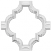 Декоративная Панель Европласт Лепнина 1.59.503 Ш500хВ500хТ60 мм