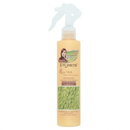 Сыворотка спрей для волос с экстрактом рисового молочка Puret 220 мл