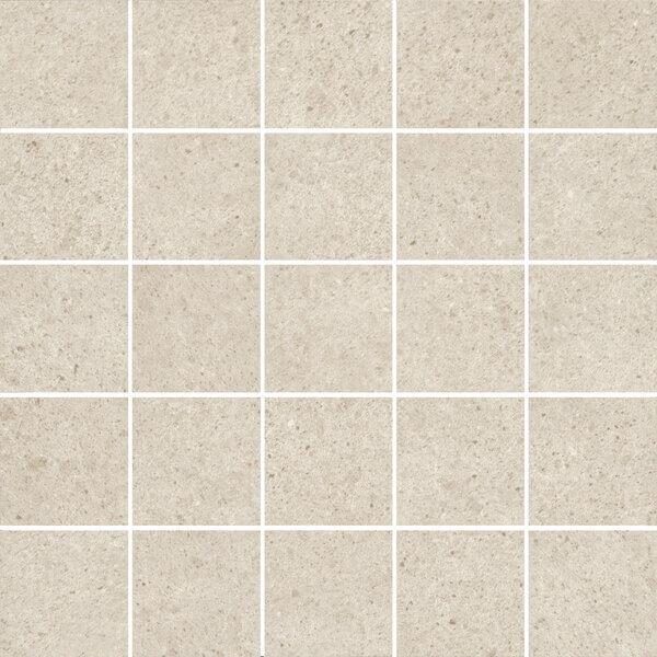 MM12138 | Декор Безана бежевый мозаичный