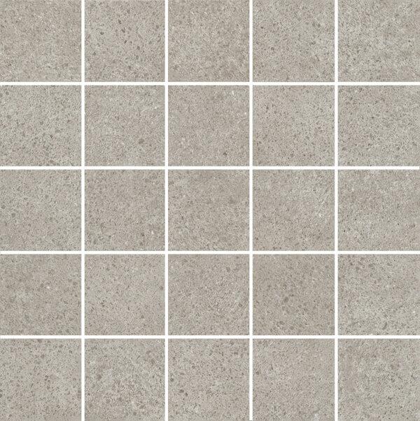 MM12137 | Декор Безана серый мозаичный