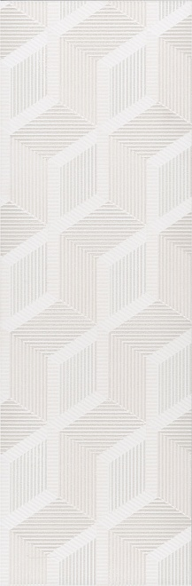 HGD/A428/12146R   Декор Морандо белый обрезной