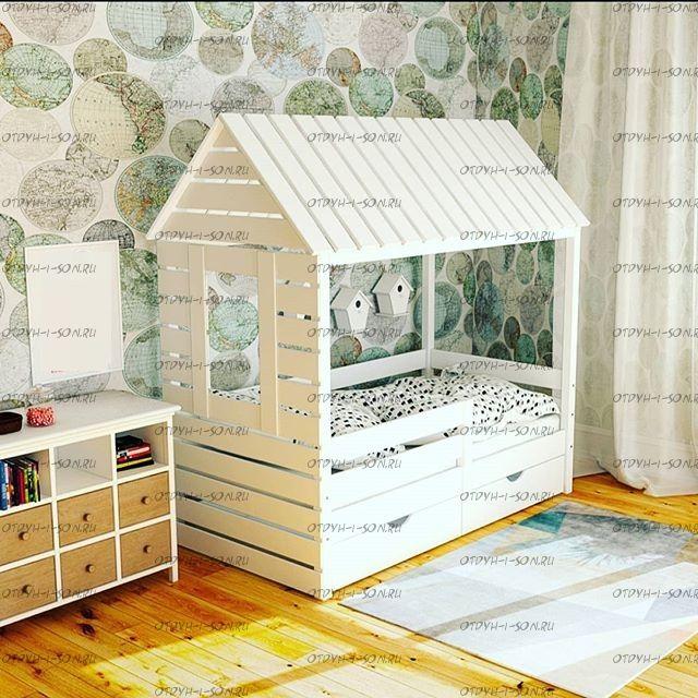 Кровать-Домик Fairy Land Simple №31