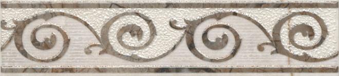 HGD/A418/12141R | Бордюр Театро обрезной