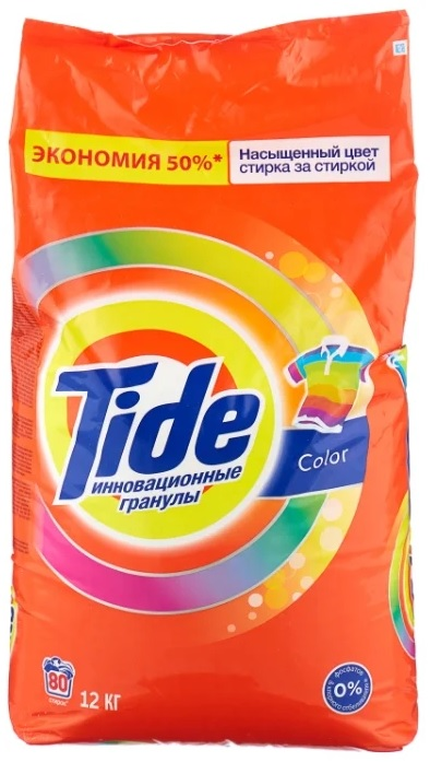 """TIDE """"COLOR"""" 12 кг."""