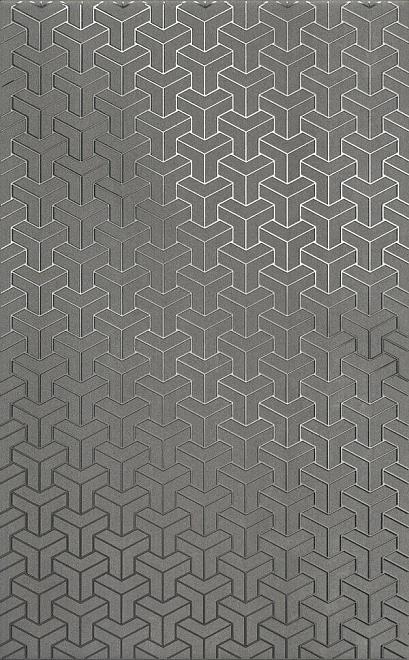 HGD/C371/6399 | Декор Ломбардиа серый темный