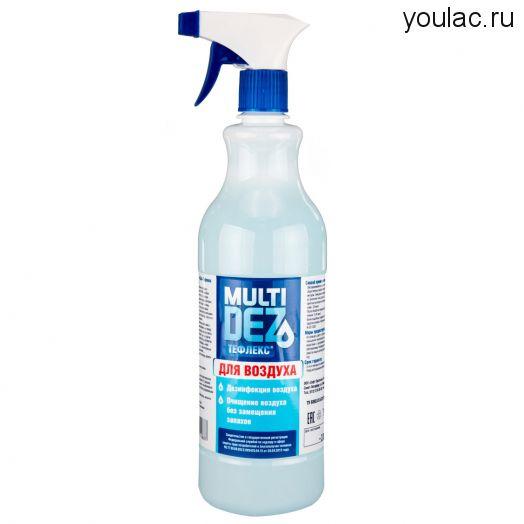 Мультидез Тефлекс для воздуха,0,5 л