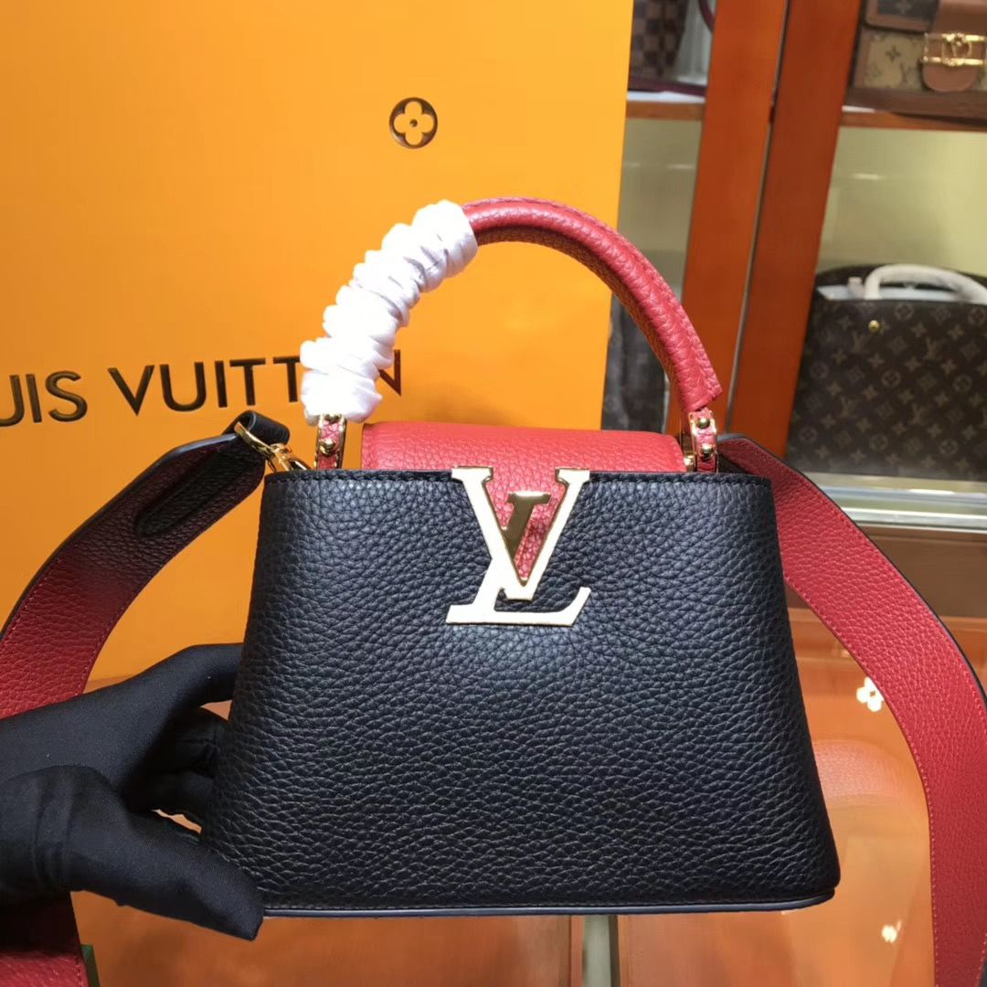 Louis Vuitton Cappucines Mini