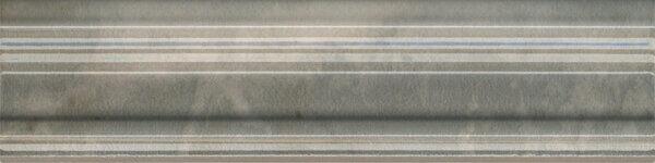 BLB044 | Бордюр Багет Стеллине серый