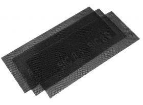 Сетка абразивная Р60, 105 х 280 мм, 10шт.