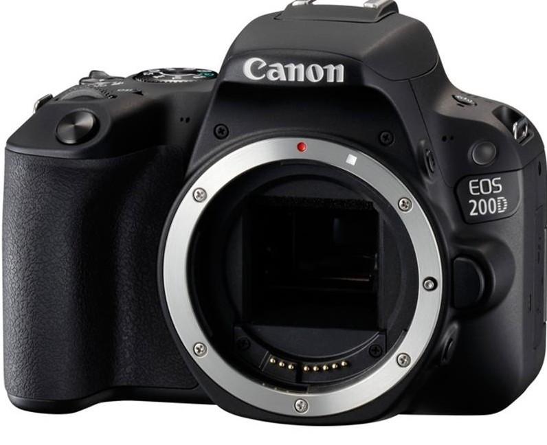 Canon EOS 200D Body( ru.menu)