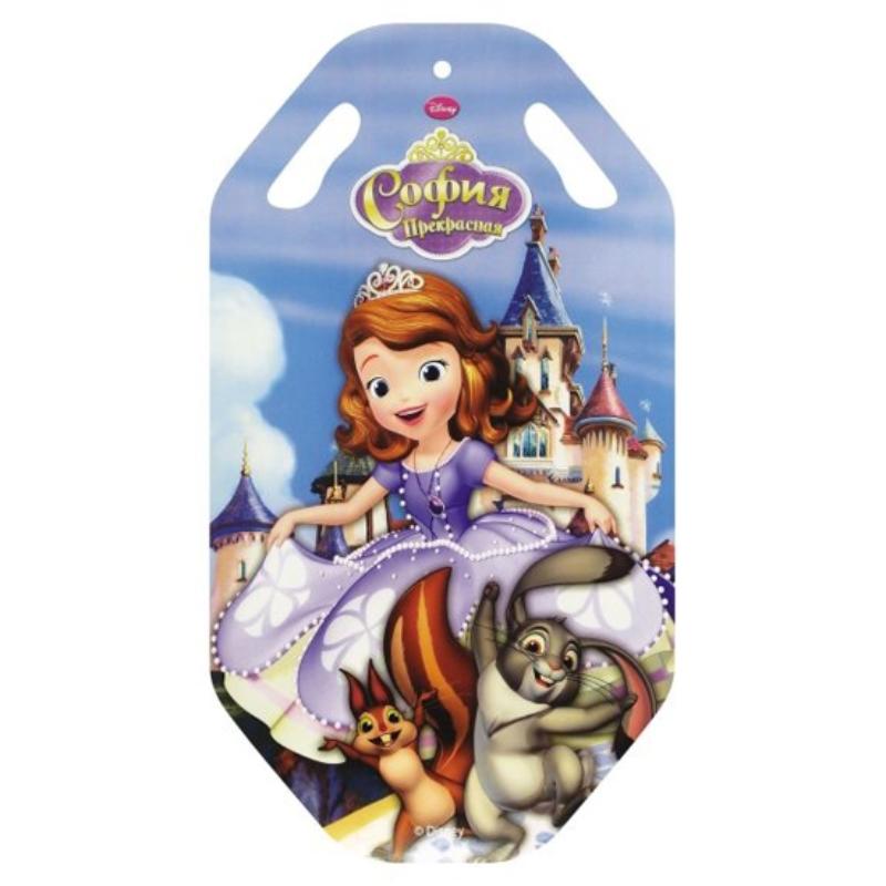 """Disney """"София"""" ледянка 92см, с плотн.ручками"""