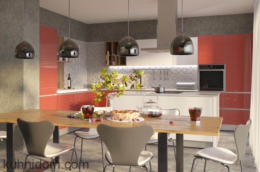 Кухня Oleada Color