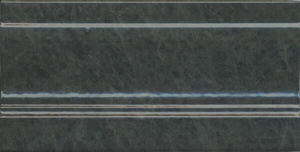 FMD027 | Плинтус Стемма зеленый темный