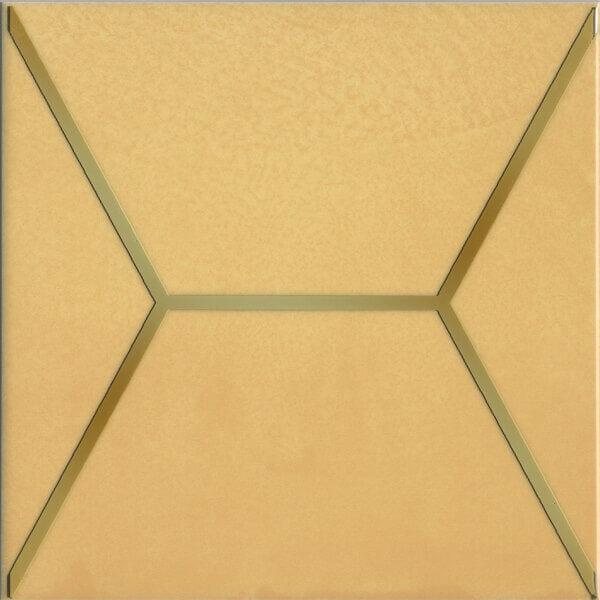 OP/B181/17064 | Декор Витраж желтый