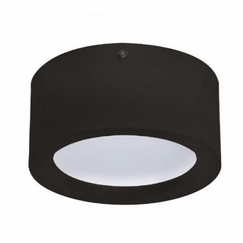 Светильник светодиодный HOROZ 10W Черный 016-043-0010