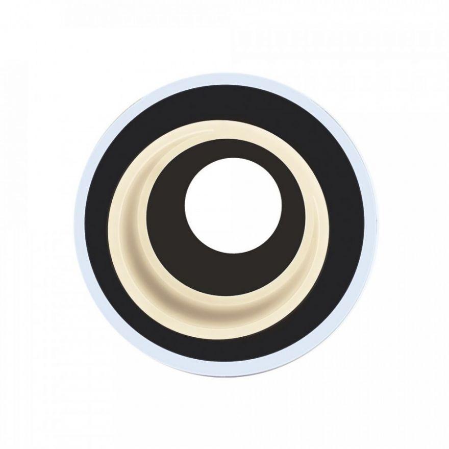Светильник светодиодный настенно-потолочный Jazzway PPB Onyx-01 84w