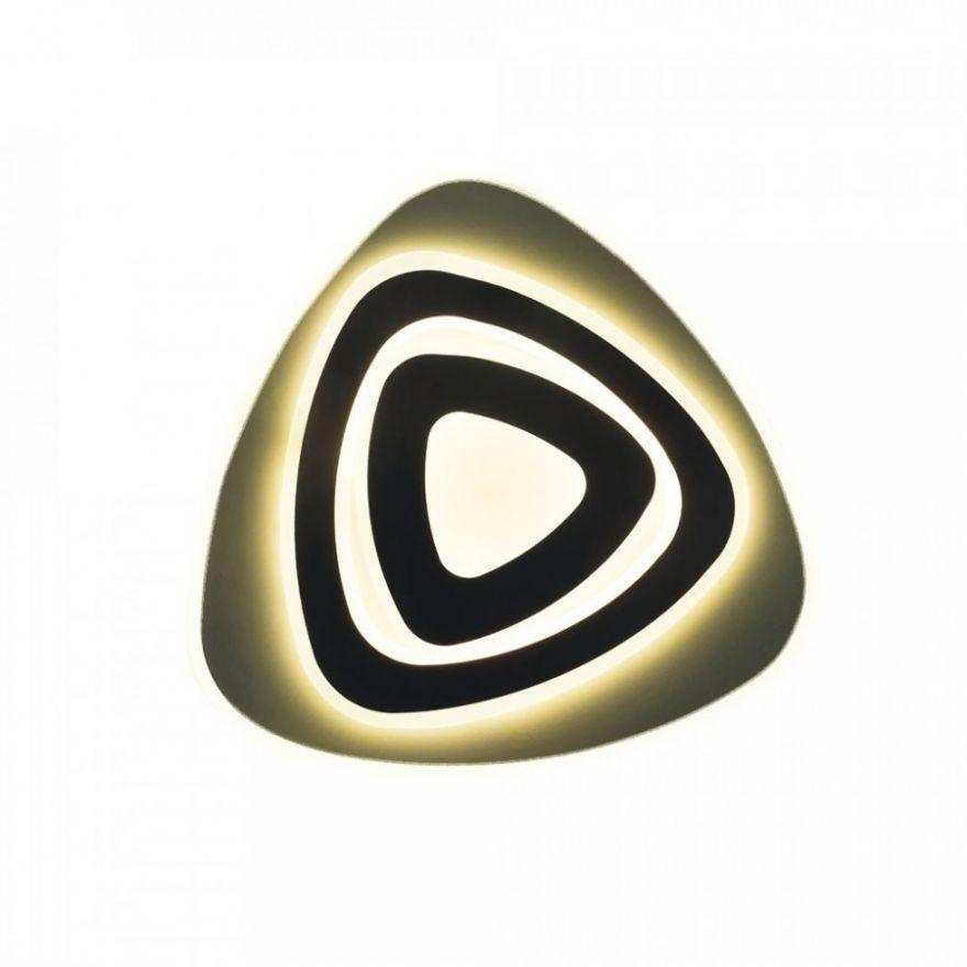Светильник светодиодный настенно-потолочный Jazzway PPB Onyx-03 72w