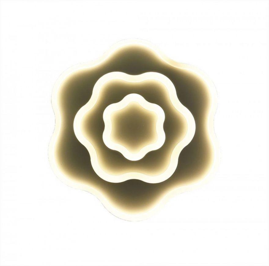 Светильник светодиодный настенно-потолочный Jazzway PPB Onyx-07 84w