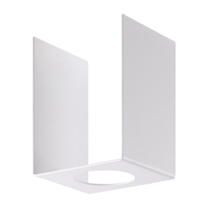 Декоративная рамка NOVOTECH 370502 NT19 027 белая к арт. 370499, 370500 LEGIO