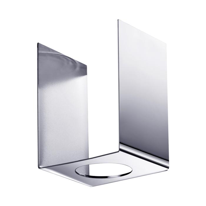 Декоративная рамка NOVOTECH 370504 NT19 027 хром к арт. 370499, 370500 LEGIO