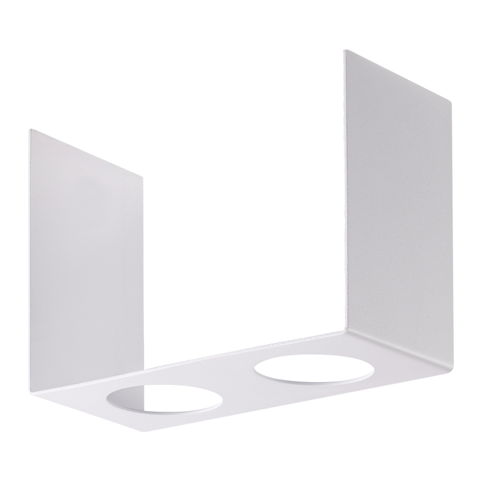 Декоративная рамка NOVOTECH 370508 NT19 028 белая к арт. 370505, 370506 LEGIO
