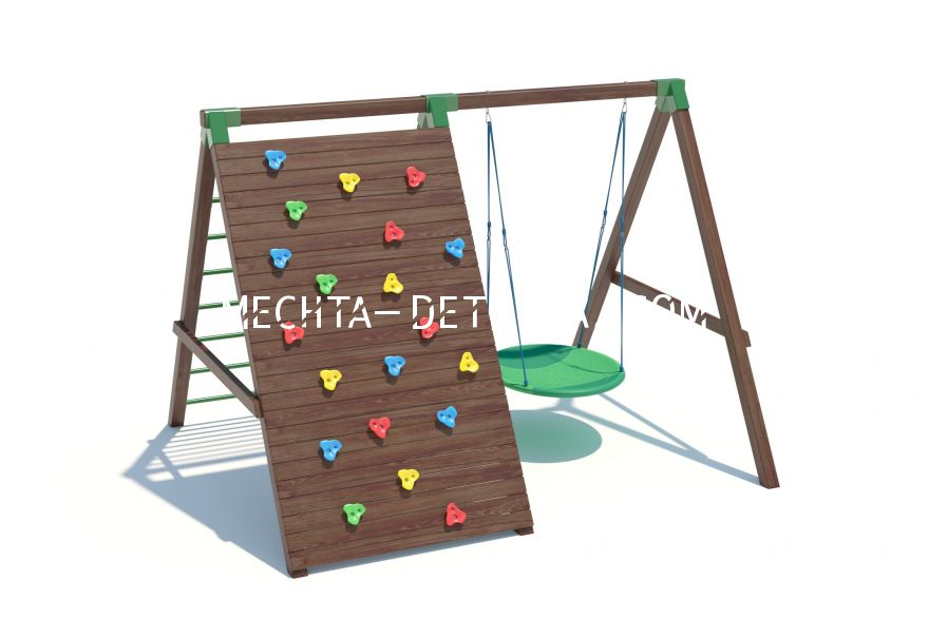 Детский спортивный игровой комплекс S 1