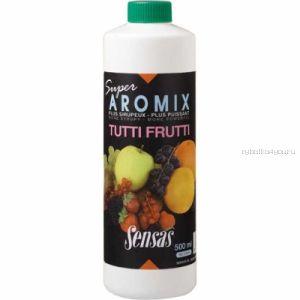 Ароматизатор Sensas Aromix Tutti Frutti (Фрукты) 0,5л (27427)