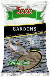 Прикормка Sensas 3000 Club Gardons (Плотва) 1кг. (10841)
