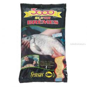 Прикормка Sensas 3000 Super Bream 1кг (09061)