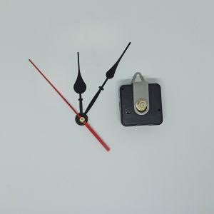 `Часовой механизм, шток 16 мм, со стрелками №03