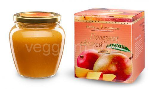 Паста манго Liquidfruits,550 грамм