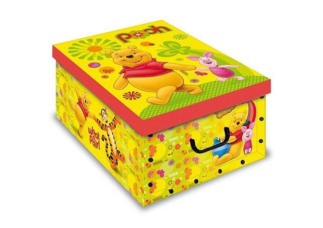 Коробка EVOLUZIONE Дизайн Винни 32x40x17 cm