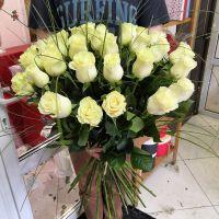 31 роза - Мондиаль (60 см)