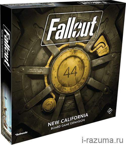 Fallout Новая Калифорния