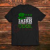 Футболка I Was Irish