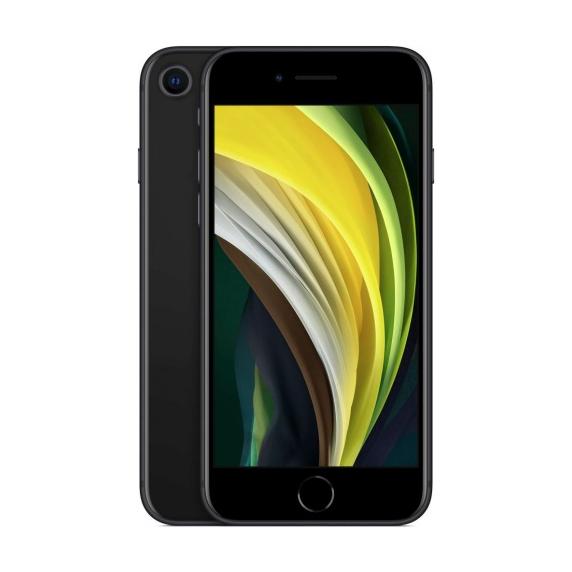 Apple iPhone SE 256 ГБ Черный