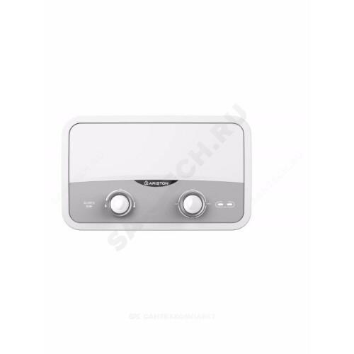 Водонагреватель электрический проточный SF 5.5 COM 5,5кВт Ariston 3520018