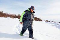 Комбинезон зимний мужской для рыбалки Norfin Signal Pro 434006-XXXL фото3
